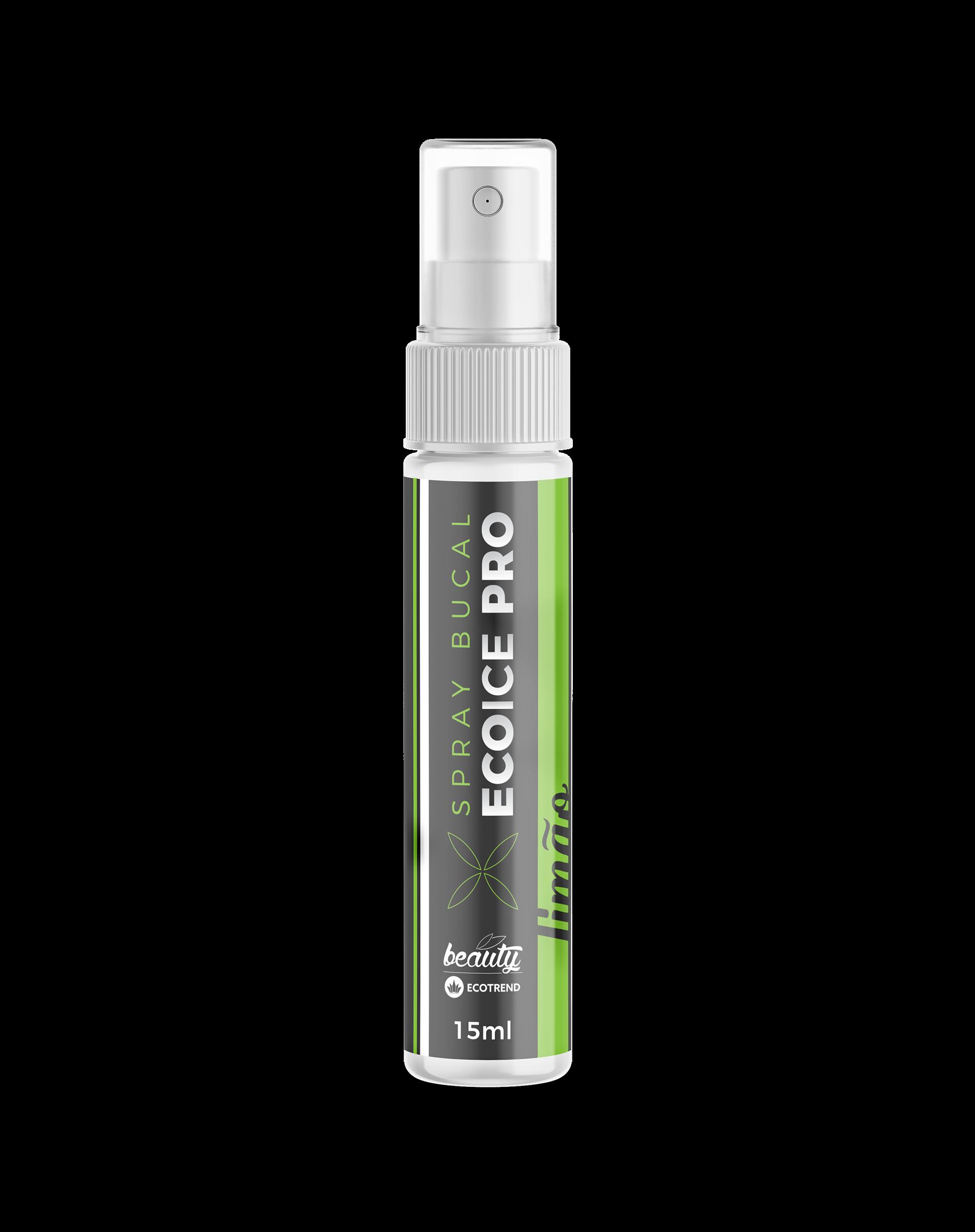 Eco Ice Pro – Spray Bucal
